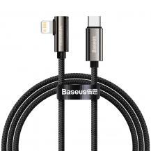 BASEUSBaseus Mobile Game Kabel Lightning - USB Type C 20W 1m - Svart