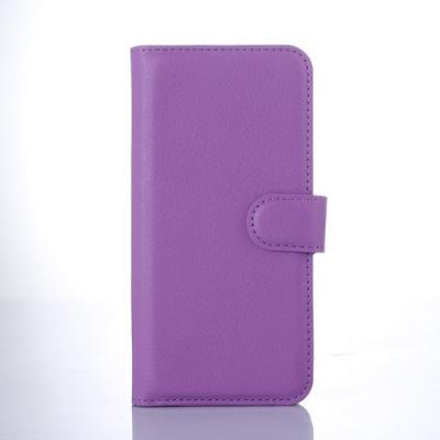 Plånboksfodral till HTC One M9 - Lila
