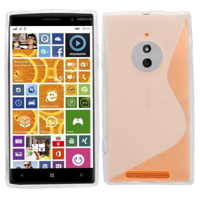 S-Line Flexicase Skal till Nokia Lumia 830 (Clear)