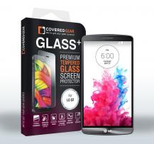 CoveredGearCoveredGear härdat glas skärmskydd till LG G3