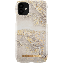 iDeal of SwedenIdeal Fashion Case iPhone 11 - Sparkle Greige Marble