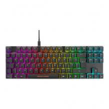 Deltaco GamingDeltaco DK420BR Lågprofils Mekaniskt RGB-tangentbord