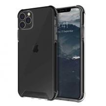 UNIQUNIQ Combat skal iPhone 11 Pro Max carbon Svart