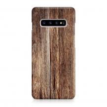 TheMobileStore Slim CasesDesigner Skal till Samsung Galaxy S10 - Pat2307