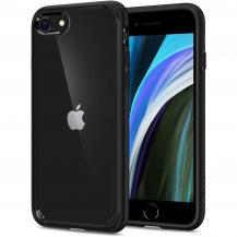 SpigenSPIGEN Ultra Hybrid iPhone 7/8/SE 2020 Black