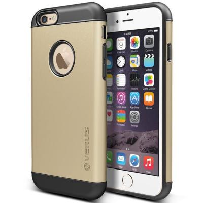Verus Pound Slim Shock Skal till Apple iPhone 6 / 6S (Gold)