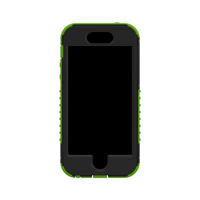 TRIDENT Apple iPhone 5/5S/SE Skal Grön Cyclops2 Mycket Stötsäker
