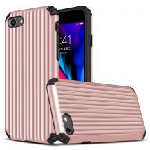 A-One BrandHybrid Armor Skal till Apple iPhone 6/7/8/SE 2020 - RoséGuld