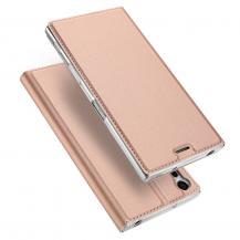 Dux DucisDux Ducis plånboksfodral till Sony Xperia 10 - Roséguld