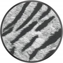PopSocketsPOPSOCKETS Vegan Leather Zebra Avtagbart Grip