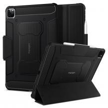 "SpigenSpigen Rugged Armor ""Pro"" Fodral iPad Pro 11 2020/2021 Svart"