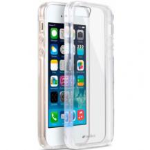 MelkcoMelkco Polyultima Skal till Apple iPhone 5/5s/SE - Transparent
