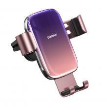 BASEUSBaseus Glaze Gravity Bilhållare Rosa