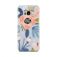 TheMobileStore Slim CasesDesigner Skal till Samsung Galaxy S8 - Pat2115