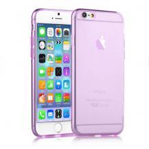 OEMUltra-thin 0.6mm Flexicase Skal till Apple iPhone 6(S) Plus - Lila