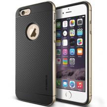 VERUSVerus Iron Shield Aluminum Metal Frame Skal till Apple iPhone 6(S) Plus (Gold)