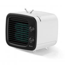 BASEUSBASEUS - Time Desktop Air Cooler - Svart / Vit