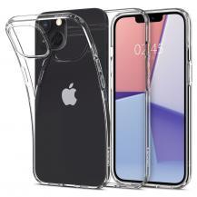 SpigenSpigen Liquid Crystal Mobilskal iPhone 13 Mini - Crystal Clear