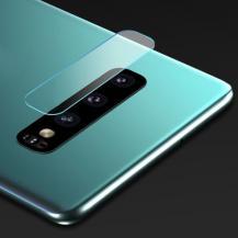 MocoloMocolo Kameraskydd i Härdat Glas till Samsung Galaxy S10 Plus