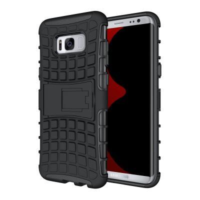 Rugged Mobilskal Samsung Galaxy S8 Plus - Svart