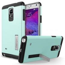 SpigenSPIGEN Slim Armor Skal till Samsung Galaxy Note 4 (Mint)