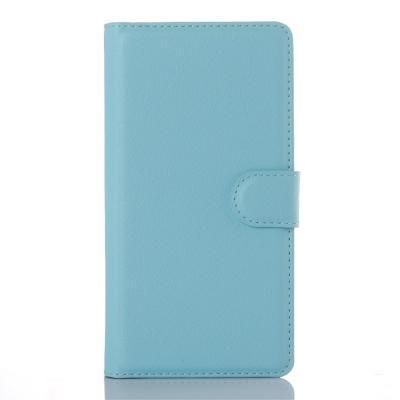 Plånboksfodral till Sony Xperia M5 - Blå