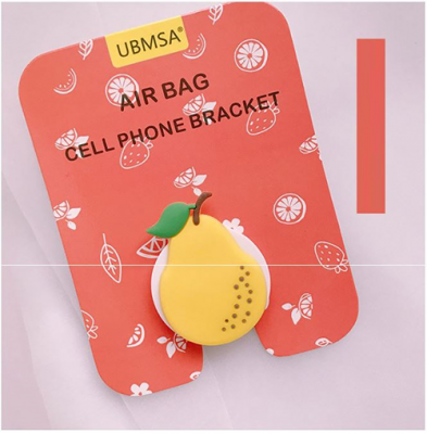 Frukt POP Mobilhållare - Päron