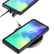 A-One BrandVattentätt Fodral för Samsung Galaxy Note 10 - Svart