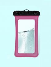 A-One BrandFlytande Vattentätt universalt mobilfodral - Rosa