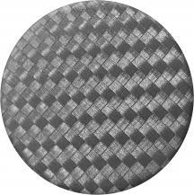 PopSocketsPOPSOCKETS Carbonite Weave Avtagbart Grip med Ställfunktion
