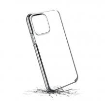 PuroPuro Impact Clear Skal iPhone 13 Pro Max - Transparent