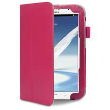 TerrapinStand flip väska med handgrepp till Samsung Galaxy Note 8,0 N5100 (Magenta)