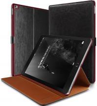 VERUSVerus Dandy Layered Fodral till Apple iPad Pro 12.9 (Svart - Wine)