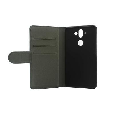 GEAR Plånboksfodral till Nokia 8 Sirocco - Svart