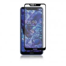 PanzerPanzer - Full-Fit Glass Nokia 5.1 Plus - Svart