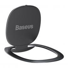 BASEUSBaseus Ultra-Thin Cover Självhäftande Ringhållare Grå