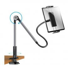 JoyroomJoyroom rotary adjustment lazy holder desktop phone/tablet Svart