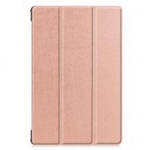 """A-One BrandTri-fold Fodral för Samsung Galaxy Tab S6 10.5"""" - Roséguld"""