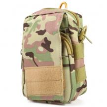 OEMUniversal Versatile Outdoor Waist Bag - Camouflage