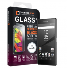 CoveredGearCoveredGear härdat glas skärmskydd till Sony Xperia Z5
