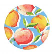 PopSocketsPOPSOCKETS Just Peachy Gloss Avtagbart Grip med Ställfunktion
