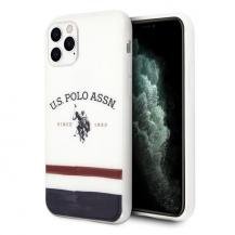 U.S. Polo Assn.U.S.Polo Assn. Tricolor Pattern Collection iPhone 11 Pro Max Vit