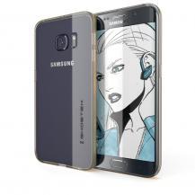 GhostekGhostek Cloak Skal till Samsung Galaxy S6 Edge Plus - Gold