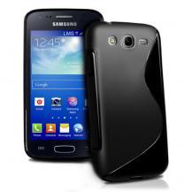OEMFlexiCase Skal till Samsung Galaxy Core Advance - (Svart)