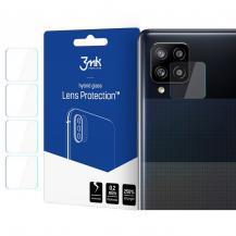 3MK3MK Linsskydd Hybrid Härdat Glas Galaxy A42 5g