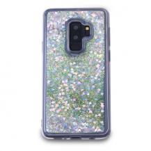 CoveredGearGlitter Skal till Samsung Galaxy S9 Plus - Silver