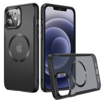 ESRESR - CH Halolock Magsafe iPhone 12/12 Pro - Jelly Black