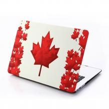 """A-One BrandSkal till MacBook Pro 15"""" Retina - Red Maple Leaf"""