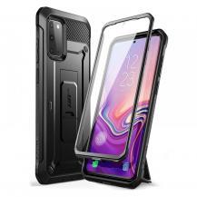 SupCaseSupFodral Unicorn Beetle Pro mobilskal Galaxy S20 Fe Svart
