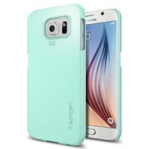 SpigenSPIGEN Thin Fit Skal till Samsung Galaxy S6 - Mint